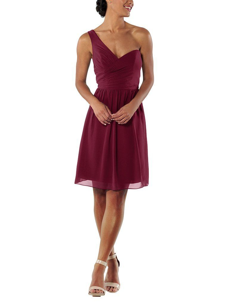 Brideside Amy Cocktail Bridesmaid Dress