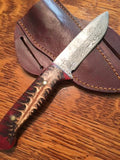 PINE CONE HANDLE VG 10 STEEL BLADE KNIFE