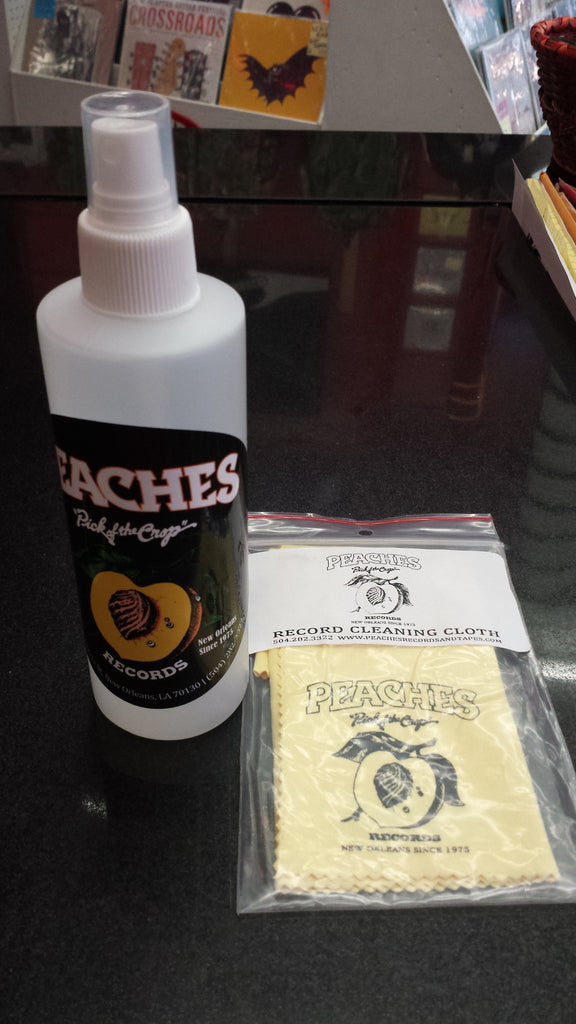 Peaches Record Cleaning Kit
