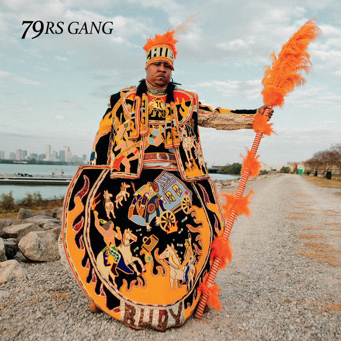 79ers GANG 'FIRE ON THE BAYOU' LP