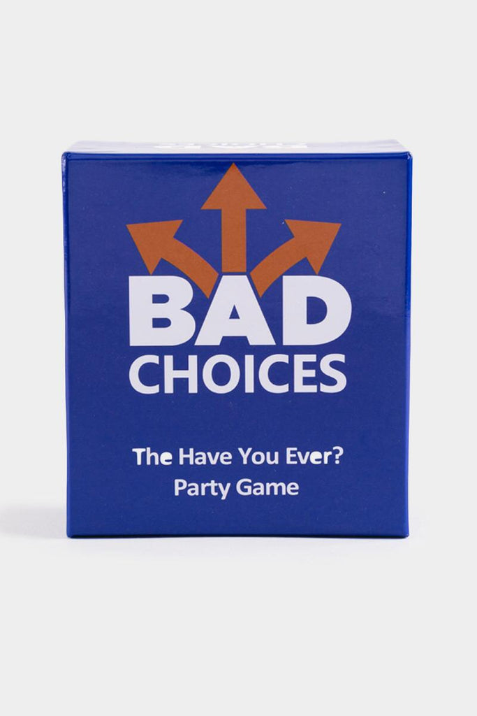 BAD CHOICES GAME