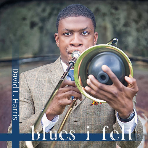 DAVID L. HARRIS 'BLUES I FELT' CD