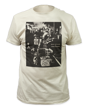 BOB DYLAN & THE BAND TEE