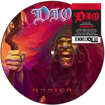 DIO 'ANNICA' RECORD STORE DAY EXCLUSIVE PICTURE DISC