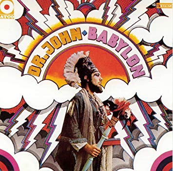 LIMITED EDITION DR. JOHN 'BABYLON' LP (RECORD STORE DAY / BLACK FRIDAY)