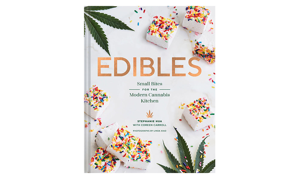 EDIBLES (SMALL BITES FOR THE MODERN CANNABIS KITCHEN) BOOK