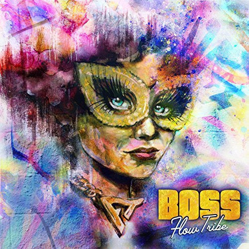 FLOW TRIBE 'BOSS' CD