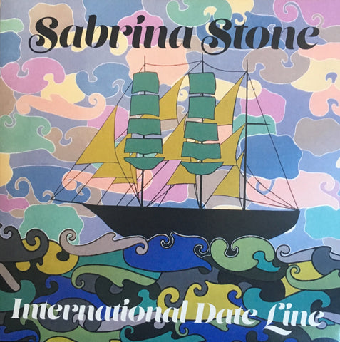"SABRINA STONE ""INTERNATIONAL DATE LINE"" CD"
