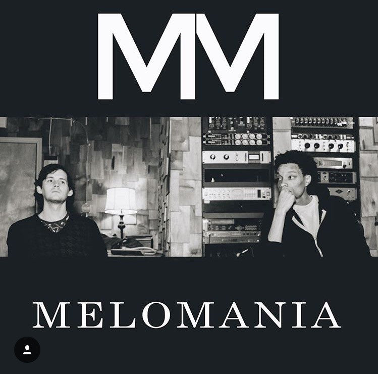 MELOMANIA 'MELOMANIA' EP (CD)