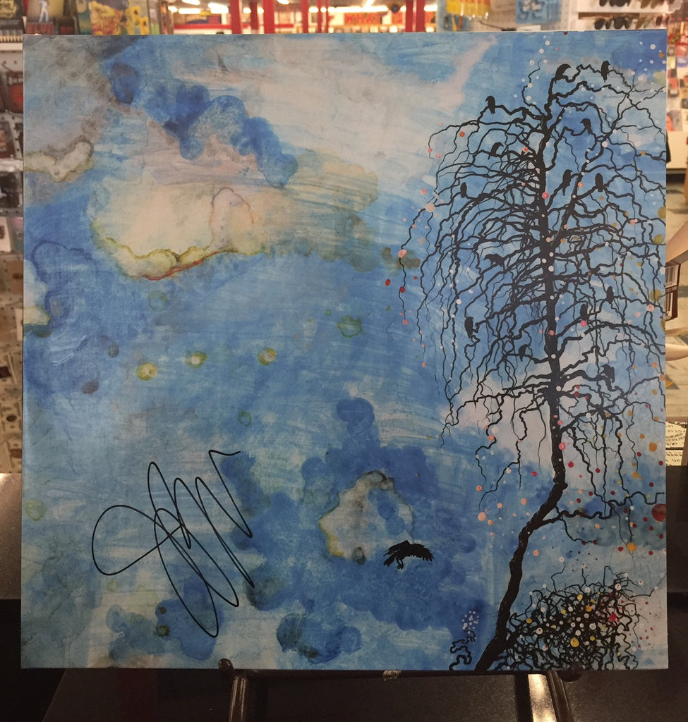BEULAH by JOHN PAUL WHITE LP (AUTOGRAPHED!)