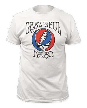 GRATEFUL DEAD 'STEAL YOUR FACE' TEE