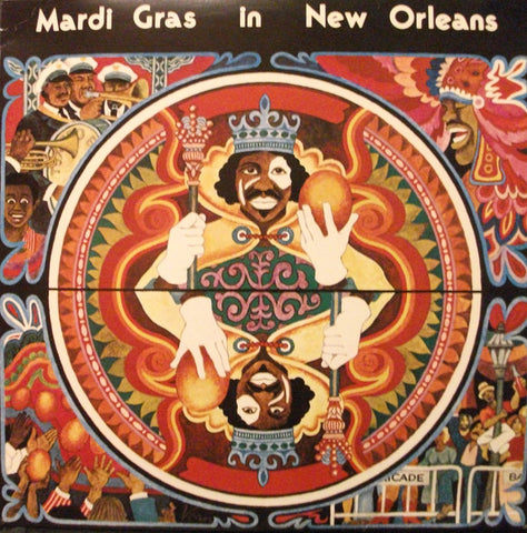 MARDI GRAS IN NEW ORLEANS LP