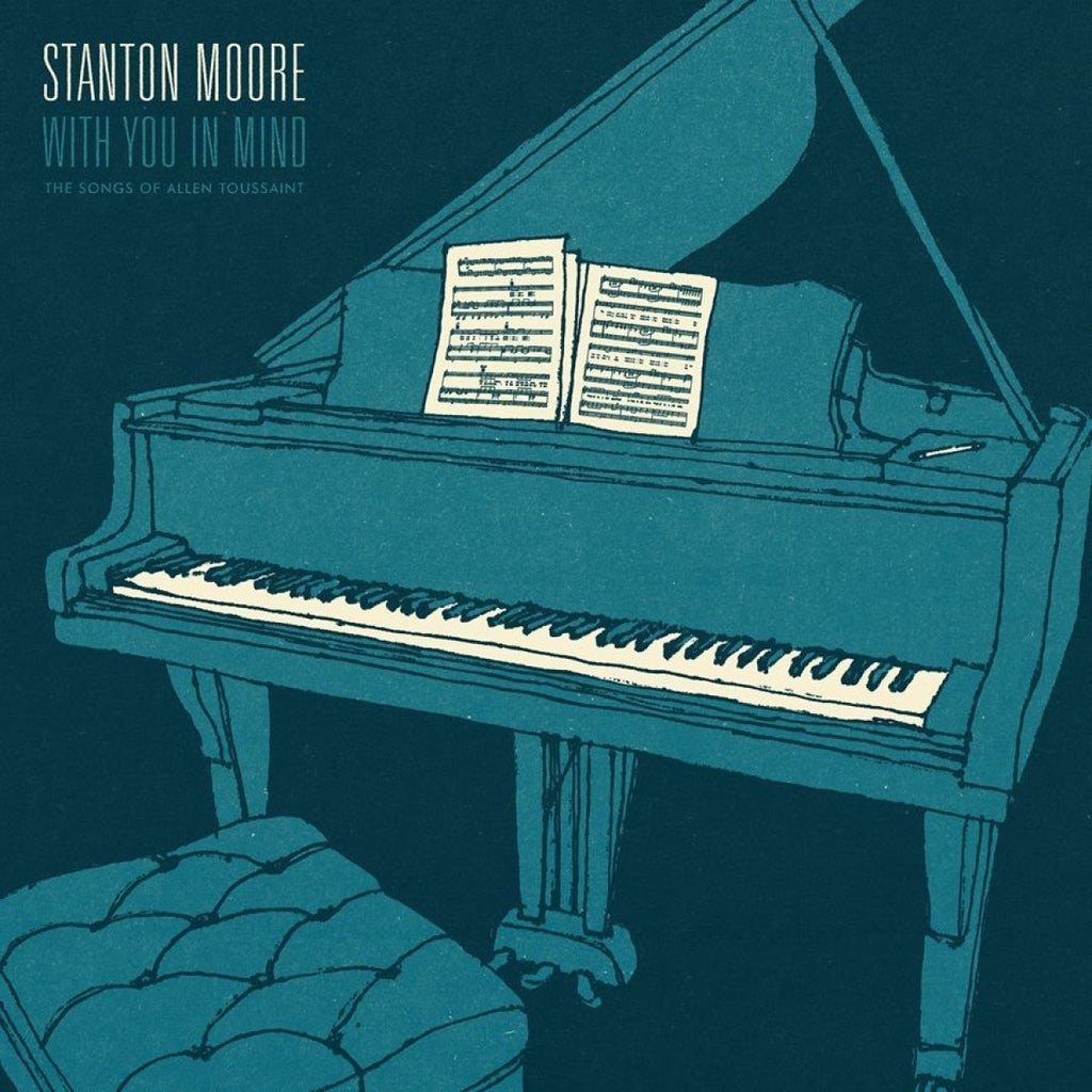 STANTON MOORE 'WITH YOU IN MIND' (CD)