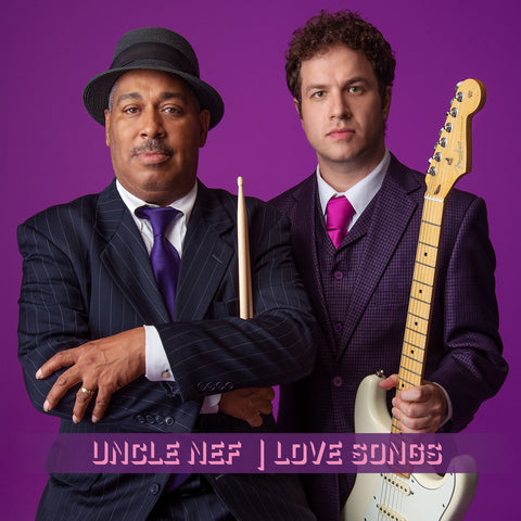 UNCLE NEF 'LOVE SONGS' CD