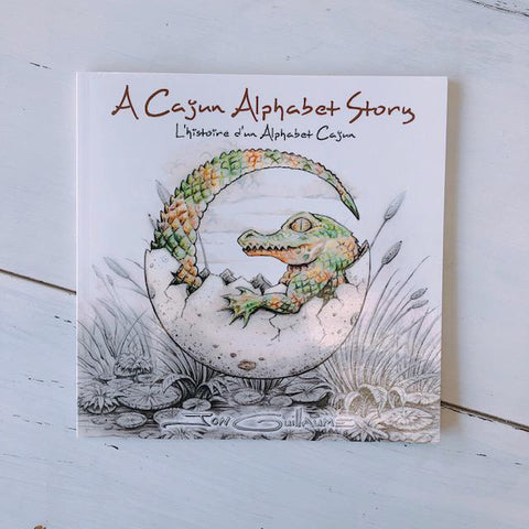A CAJUN ALPHABET STORY (LOCAL AUTHOR)