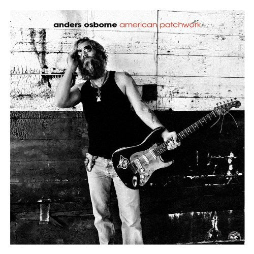 ANDERS OSBORNE 'AMERICAN PATCHWORK' CD