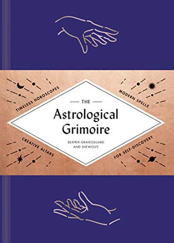 THE ASTROLOGICAL GRIMOIRE BOOK