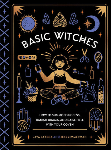 BASIC WITCHES BOOK
