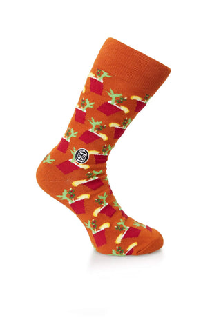 BONFOLK BLOODY MARY SOCKS