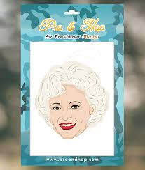 BETTY WHITE AIR FRESHENER