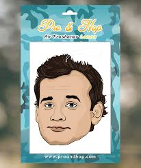 BILL MURRAY AIR FRESHENER