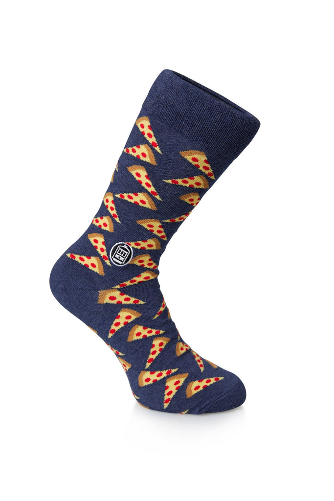BONFOLK PIZZA SOCKS