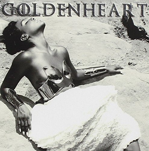 DAWN RICHARDS 'GOLDENHEART' CD