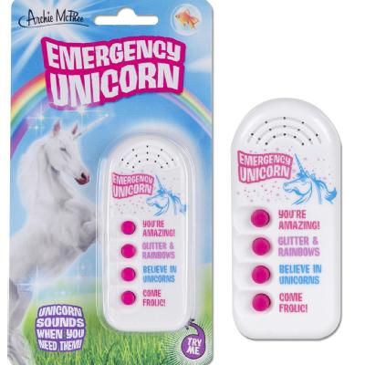EMERGENCY UNICORN SOUND MAKER