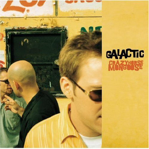 GALACTIC 'CRAZYHORSE MONGOOSE' CD