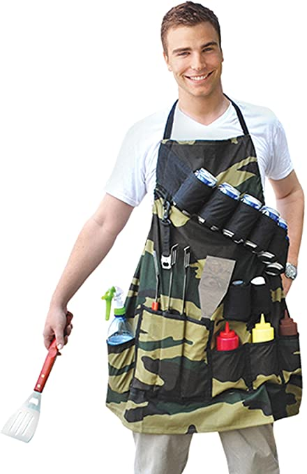 THE GRILL SARGENT APRON