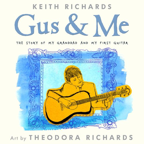 GUS AND ME BOOK