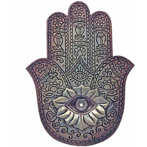 HAMSA INCENSE HOLDER