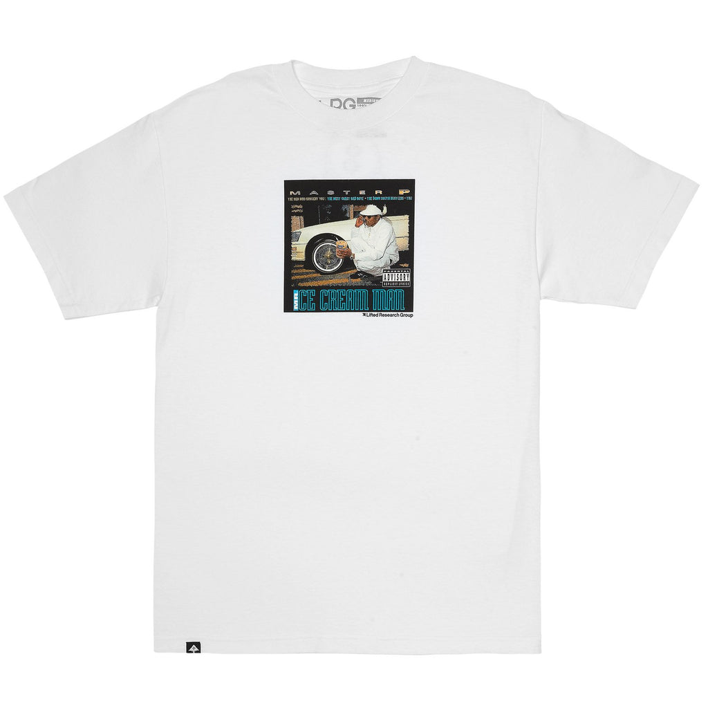 NO LIMIT X LRG COLLAB MASTER P ICE-CREAM MAN SHIRT (LIMITED)