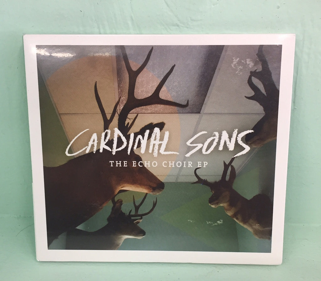 CARDINAL SONS EP 'THE ECHO CHOIR' CD