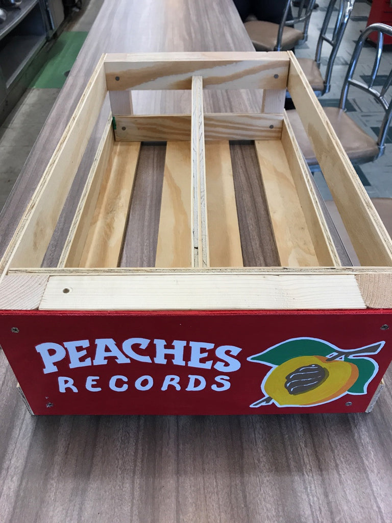 PEACHES CD CRATE