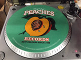 PEACHES LOGO SLIPMAT
