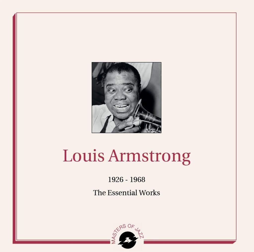 LOUIS ARMSTRONG 'THE ESSENTIAL WORKS' 2 LP SET
