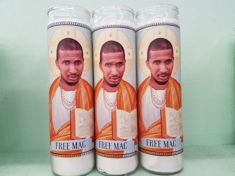 Free Mac Prayer Candle