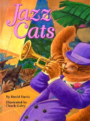 JAZZ CATS BOOK