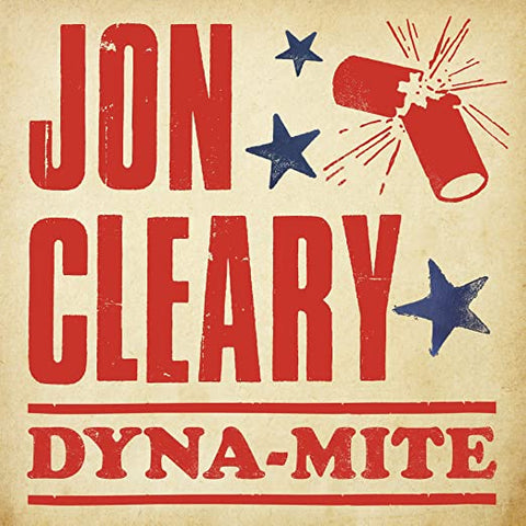 JON CLEARY 'DYNA-MITE' LP