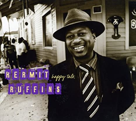 KERMIT RUFFINS 'HAPPY TALK' CD