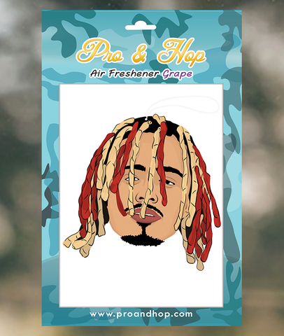 LIL PUMP AIR FRESHENER