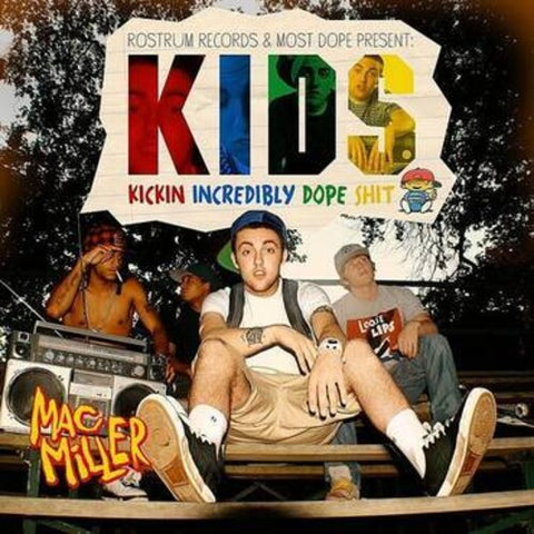 MAC MILLER 'KIDS' LP