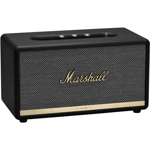 MARSHALL STANMORE II BLUETOOTH SPEAKER (BLACK)