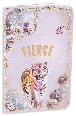 MINI FIERCE TIGER NOTEBOOK