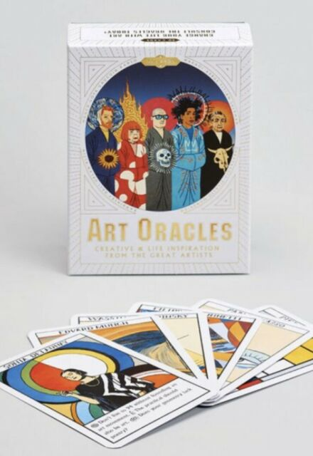 ART ORACLES (CARDS)