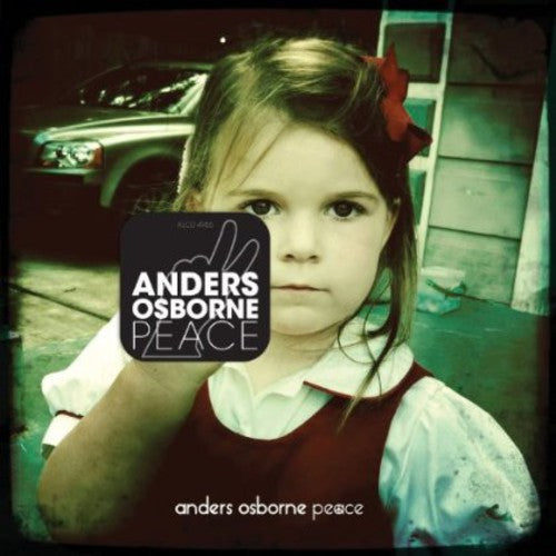 ANDERS OSBORNE 'PEACE' CD