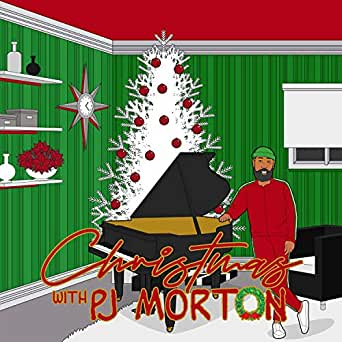 PJ MORTON 'CHRISTMAS WITH PJ MORTON' LP