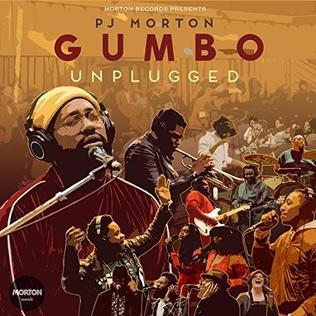PJ MORTON 'GUMBO UNPLUGGED' LP