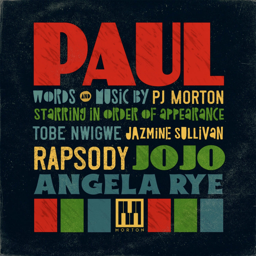 PJ MORTON 'PAUL' CD